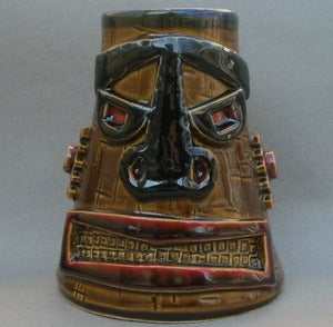 Image of Large Volcano Tiki Mug
