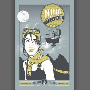 Image of Mina &amp; the Wondrous Flying Machine