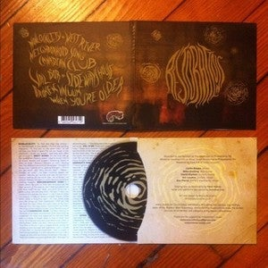 "Image of ""Untitled"" LP on CD"