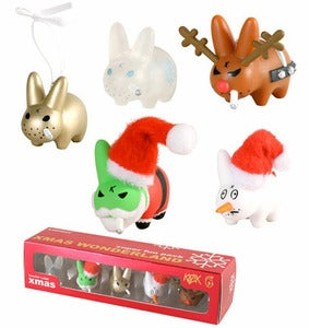 Image of Kozik 1.5&quot; Smorkin' Labbit Xmas Super Fun Pack 