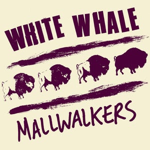 Image of White Whale/Mallwalkers - Split 7""