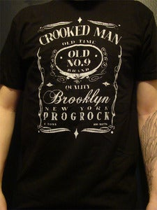 Image of Crooked Man &quot;Crack Daniels Tee&quot;
