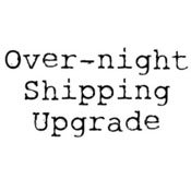 Image of Shipping Upgrade - Over-night