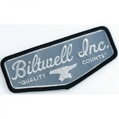 Image of Biltwell, Inc. Shield Patch