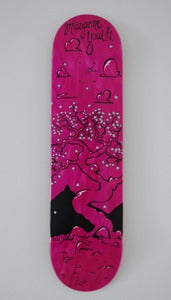 Image of BLOSSOM - HAND PAINTED DECK