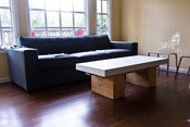 Image of Split Block Coffee Table