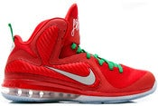 "Image of Nike LeBron 9 ""CHRISTMAS"""