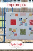 Image of impromptu quilt pattern #108 {PDF VERSION}