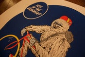 Image of Limited Edition &quot;East London Yeti&quot; Prints