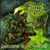 "Image of cd ""Deification of the Grotesque"""