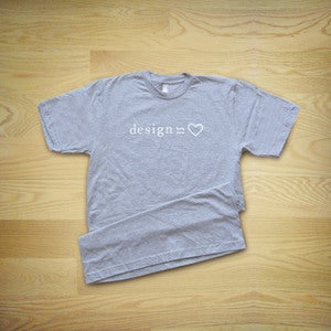 Image of Flagship Shirt - Heather Gray