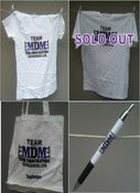 Image of 2011 Team MDM Tees, Pens &amp; Totes