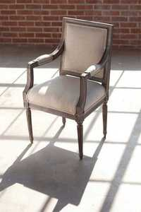 Image of Square Back Chair 