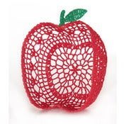 Image of Crochet apple basket (set of 2)