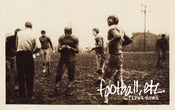 "Image of Football, etc. ""First Down"" Cassette Tape"