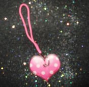 Image of Cute Girly Phone charms