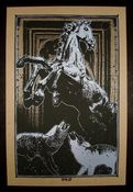Image of 'sleipnir' print