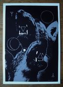 Image of 'hati/skoll' print