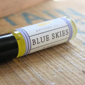 Image of Blue Skies Perfume Oil