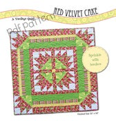 Image of PDF PATTERN: Red Velvet Cake