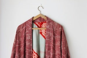 Image of Japanese haori jacket {SOLD}