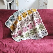 Image of Hopscotch Baby Blanket