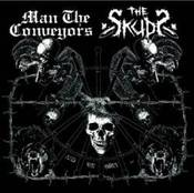 Image of Man The Conveyors/The Skids - And we obey