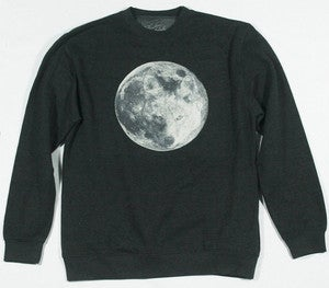 Image of Coyote Moon pullover crew sweatshirt