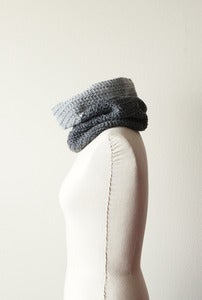 Image of Cozy Cowl in Oxford and Gainsboro