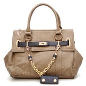 Image of Chic Handbag with Gold hardware