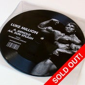 Image of Luke Million - Arnold / Sun Splash 7&quot;