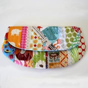 Image of Scrappy Quilted Pouch Pattern