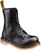 Image of Dr. Martens - 10 Eye 1919 Steel Toe model