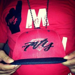 Image of SNAPBACK FVY DIAMOND