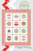 Image of Vintage Holiday- Pattern 147 PAPER pattern