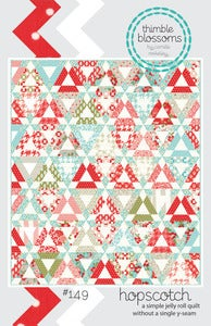 Image of Hopscotch- pattern 149 PAPER pattern