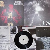 Image of Cold snap - Split w/ Brass Caskets 7""