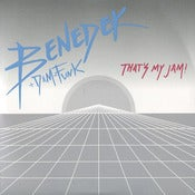 "Image of Benedek Feat. Dam-Funk ""That's My Jam"" Limited 45 nu-funk!"