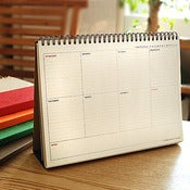 Image of 7321Design Weekly Planner
