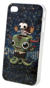 Image of Spooky Creeps - iPhone 4/4s Hard Case by HK Sigema
