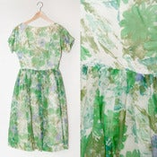 Image of MOSSY WOODS DRESS // S-M