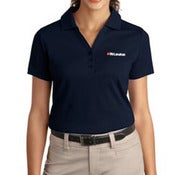 Image of Women's Silk-Touch Interlock Polo