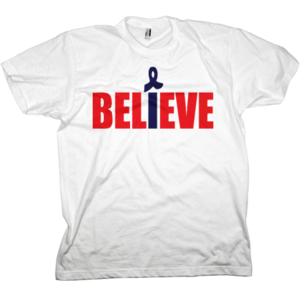 Image of Navy + Red 2009/2010 BELiEVE Shirt