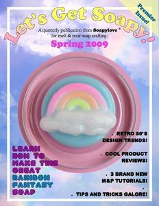 Image of Let's Get Soapy Issue #1: Spring 2009
