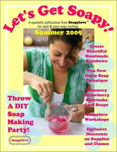 Image of Let's Get Soapy Issue #2: Summer 2009