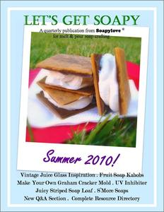 Image of Let's Get Soapy Issue #7: Summer 2010