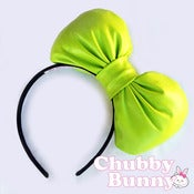 Image of (Neon) Green with Envy Bow