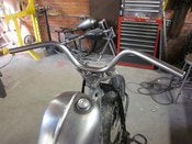 Image of Stainless Lowboys with Welded Risers