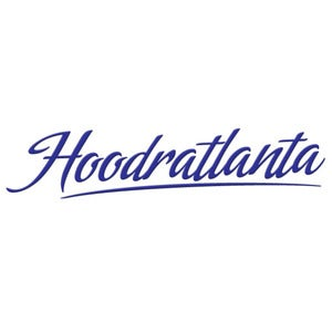 Image of Hoodratlanta v2 vinyl decal