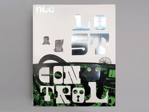 Image of Neasden Control Centre Lost Control Book